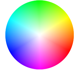 The More Bright An Object Is Easier It To See And Notice Colors Brightness Dimension That Now Goes